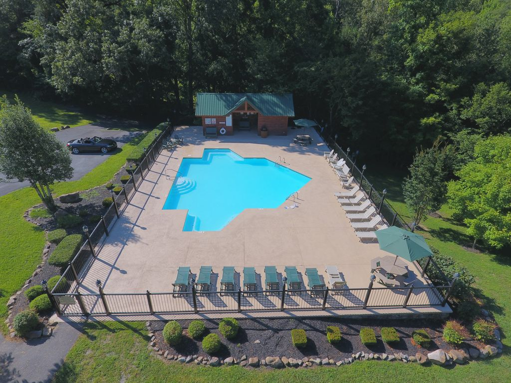 Resort Pool Open May - October