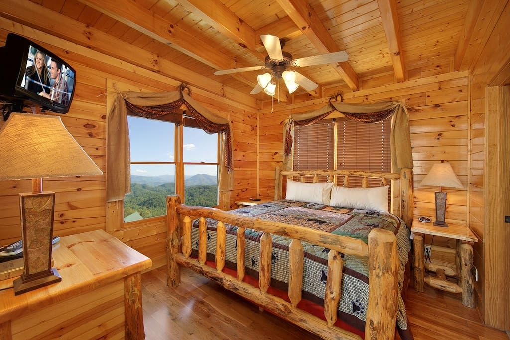 View from anywhere in the cabin