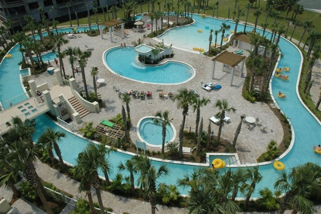 Destin West Bayside - Lazy River and Pools