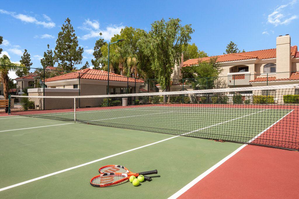 Tennis too!