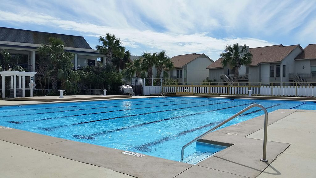Olympic Pool at the Beach Club Complex
