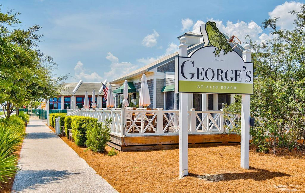 George's - Alys Beach