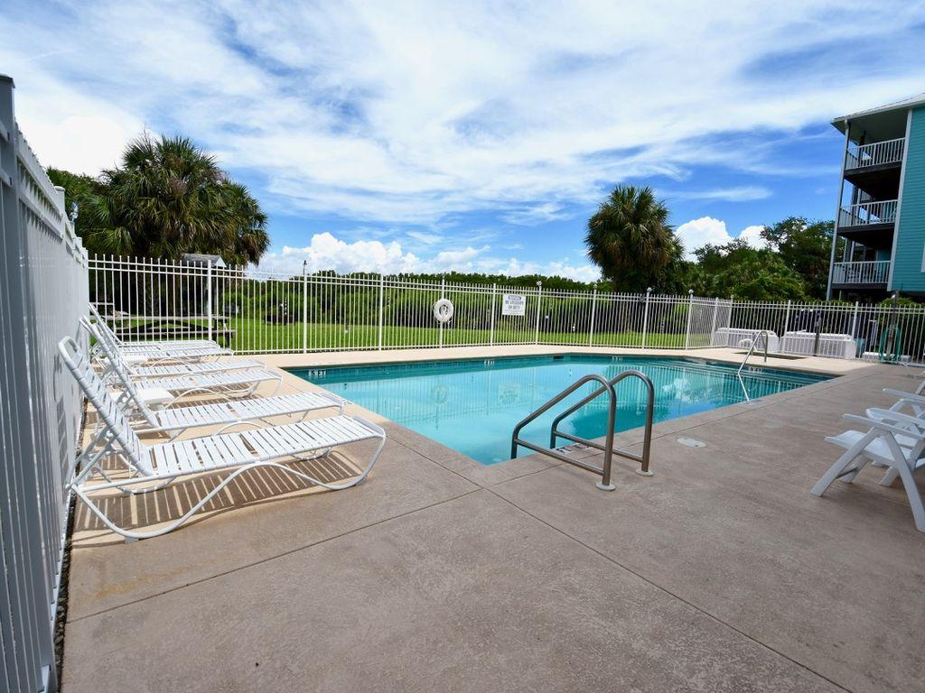 Wonderful pool to enjoy with family