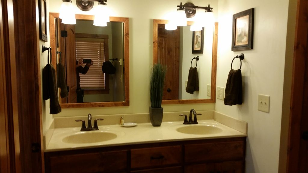 Master Bedroom Full Bath Main Level #1