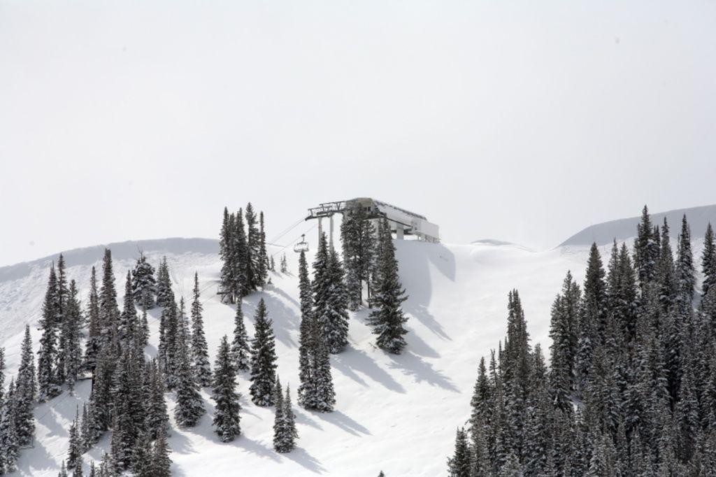 Top of Baldy at Deer Valley Resort