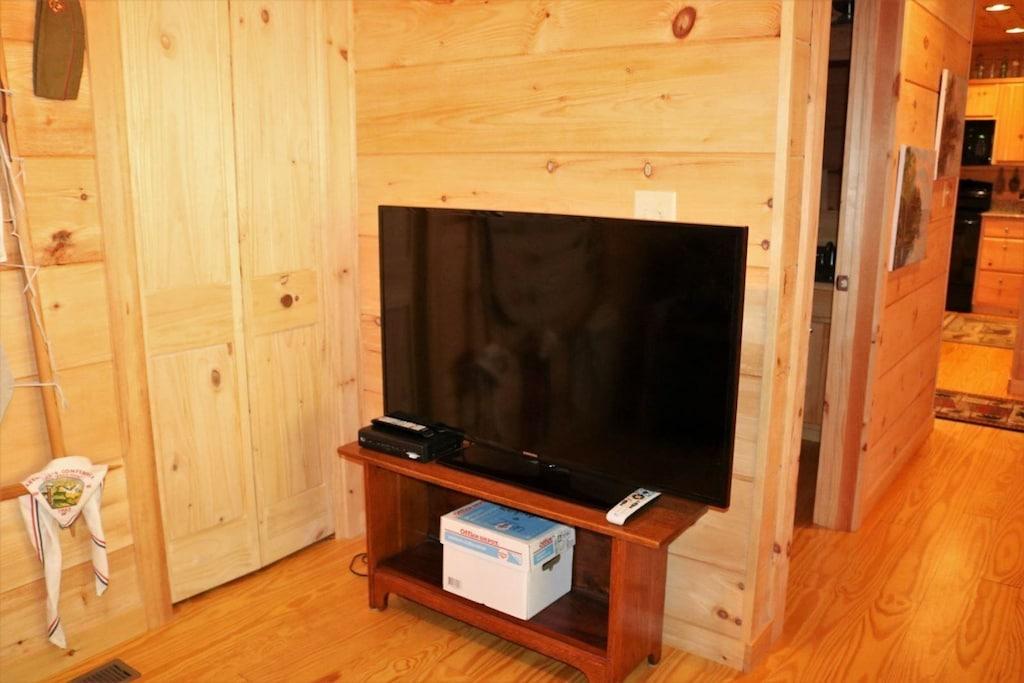 TV room near main entrance