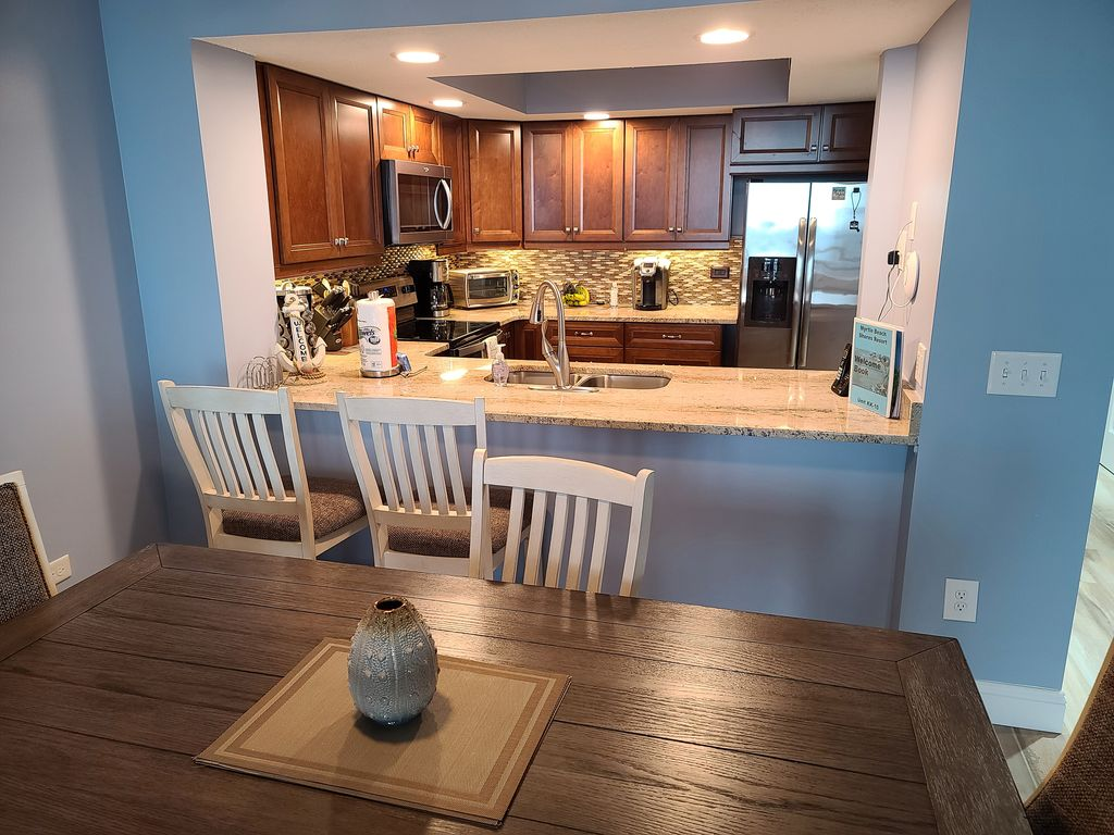 Enjoy Our Remodeled Kitchen