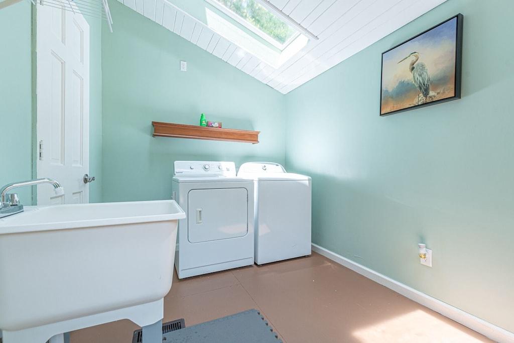 Laundry Room no main Floor