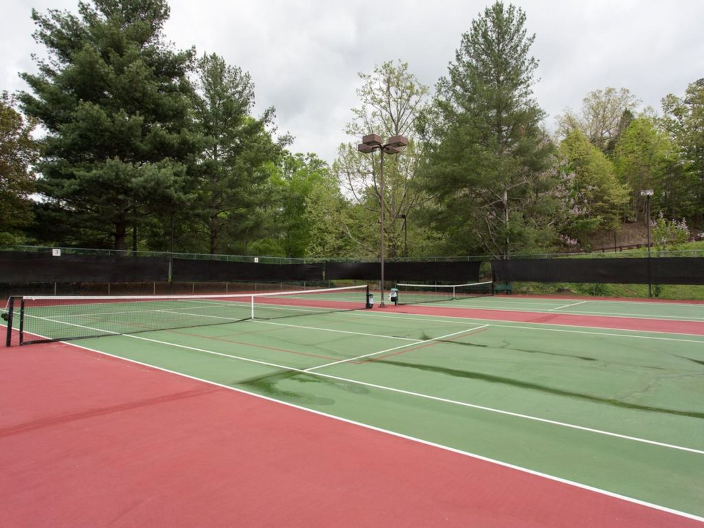 Don`t forget to pack your rackets for a game of tennis