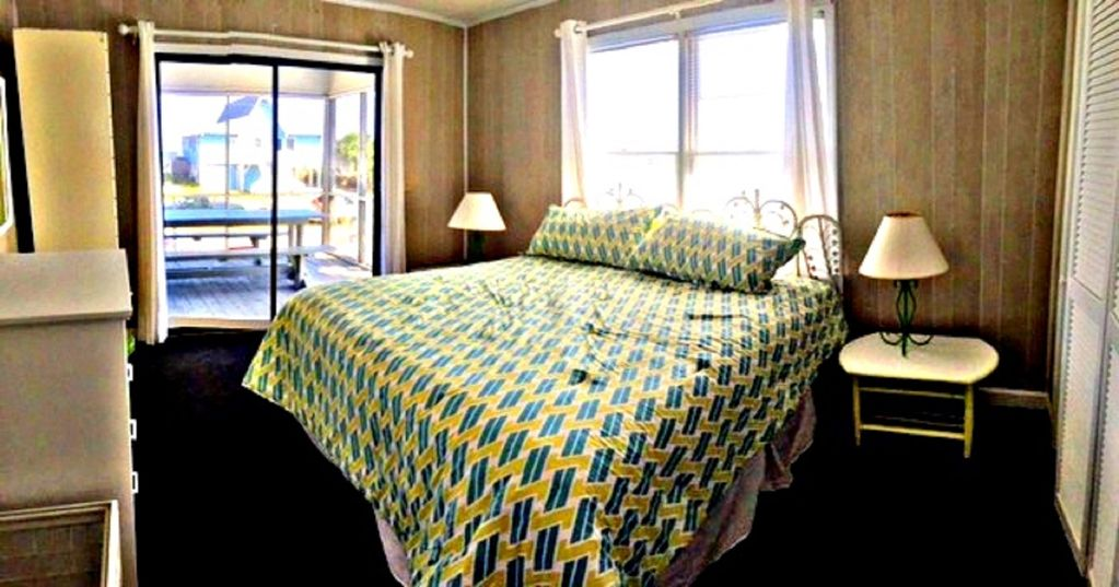 One of two King Master Bedrooms!
