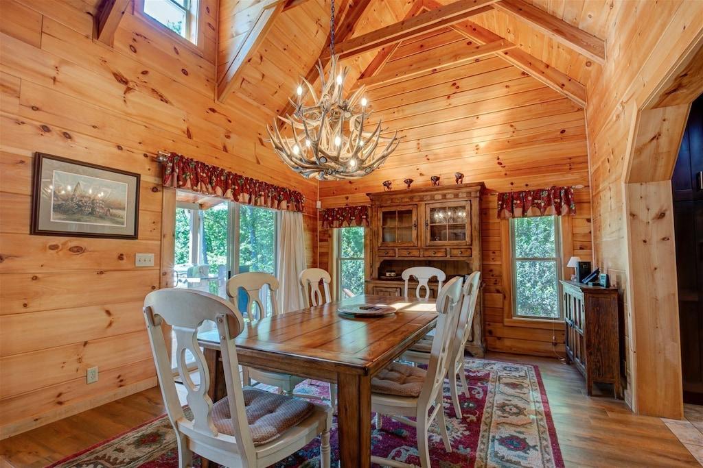 Beautiful Buffalo Lodge