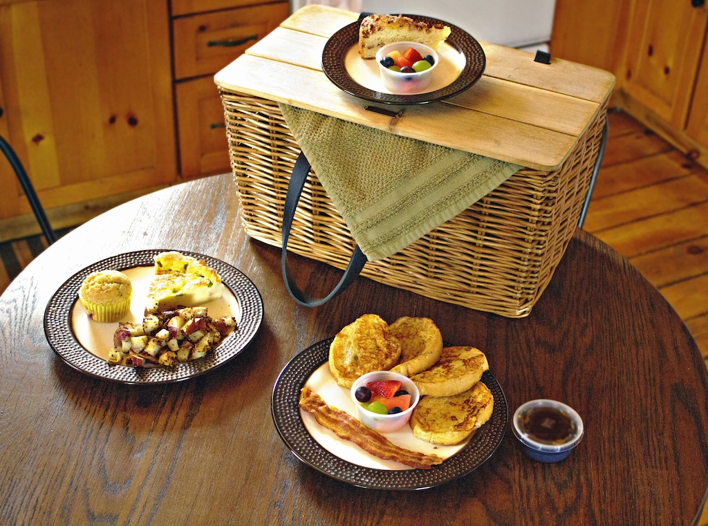 breakfast delivered daily