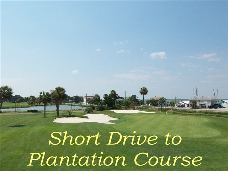 Plantation Golf Course, open to the public