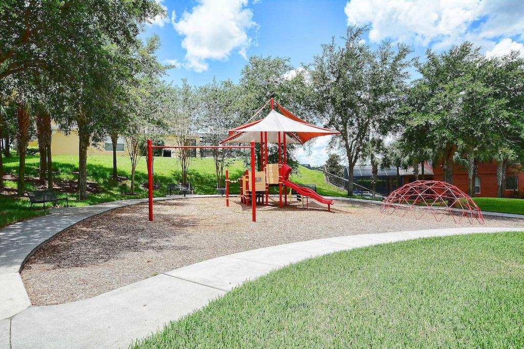 The second playground.