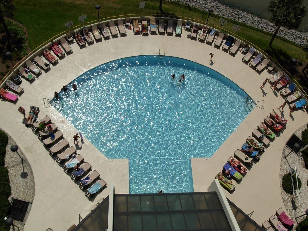 Oceanfront South Tower Pool