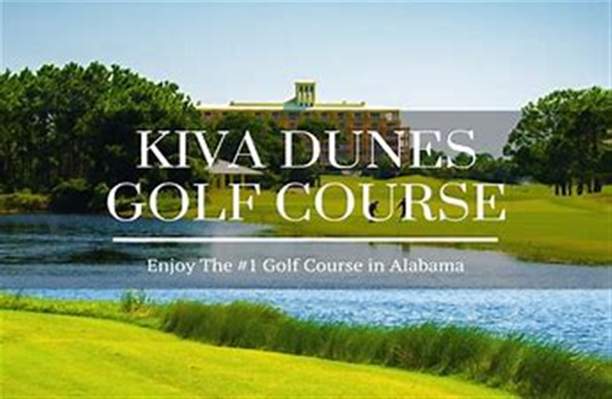 World class golf at Kiva Dunes