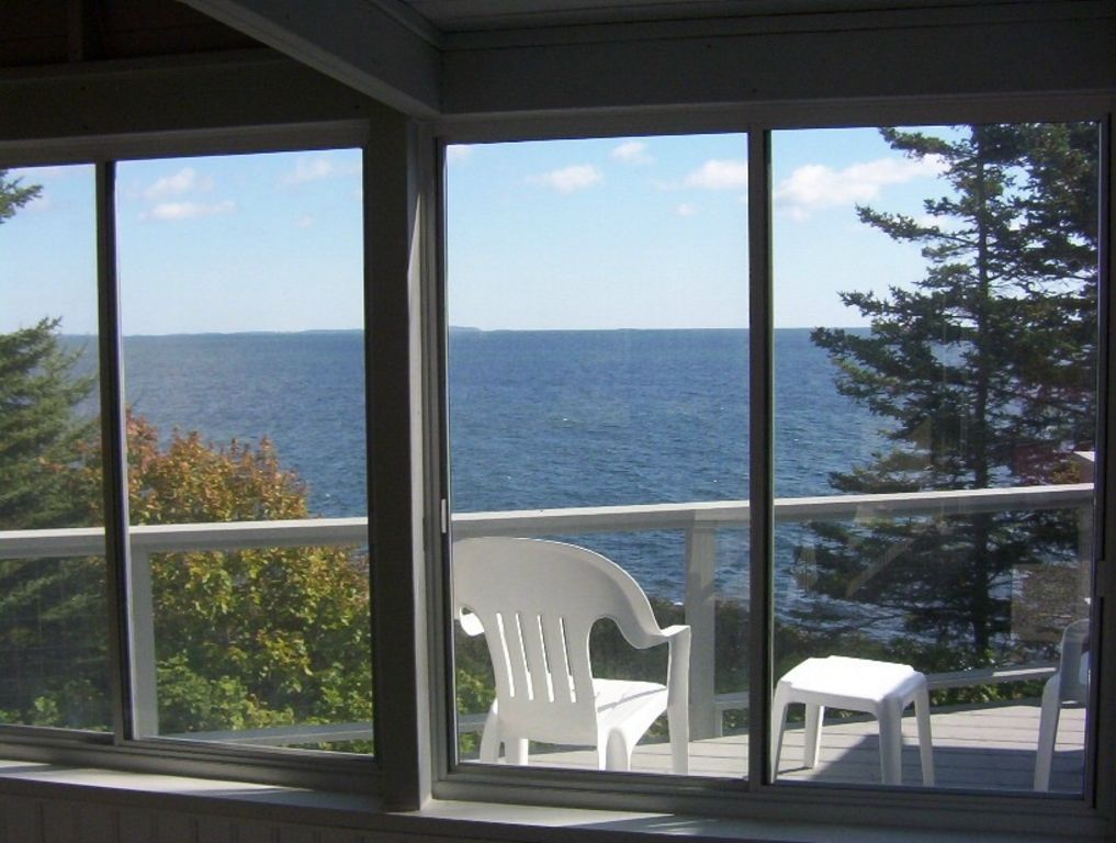From Screened-In Porch