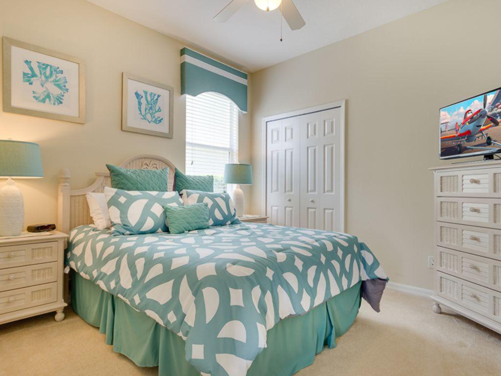 1st Bedroom Downstairs