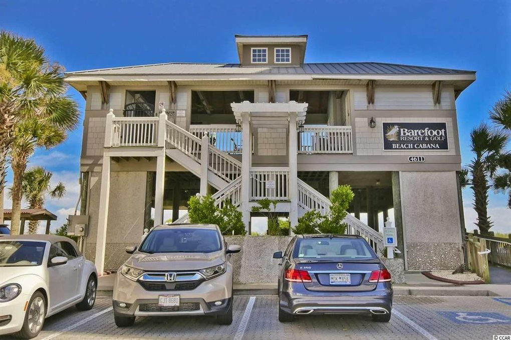 Welcome to Barefoot Resort