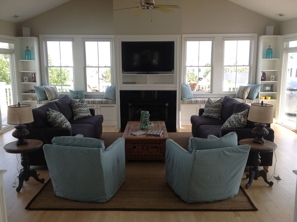 Family Room-close up