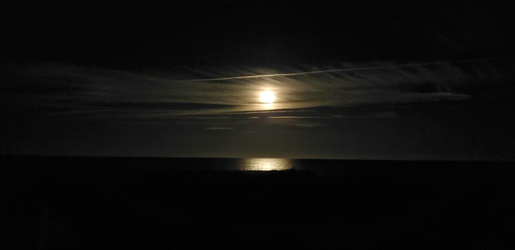 Sunrise Over the Atlantic!