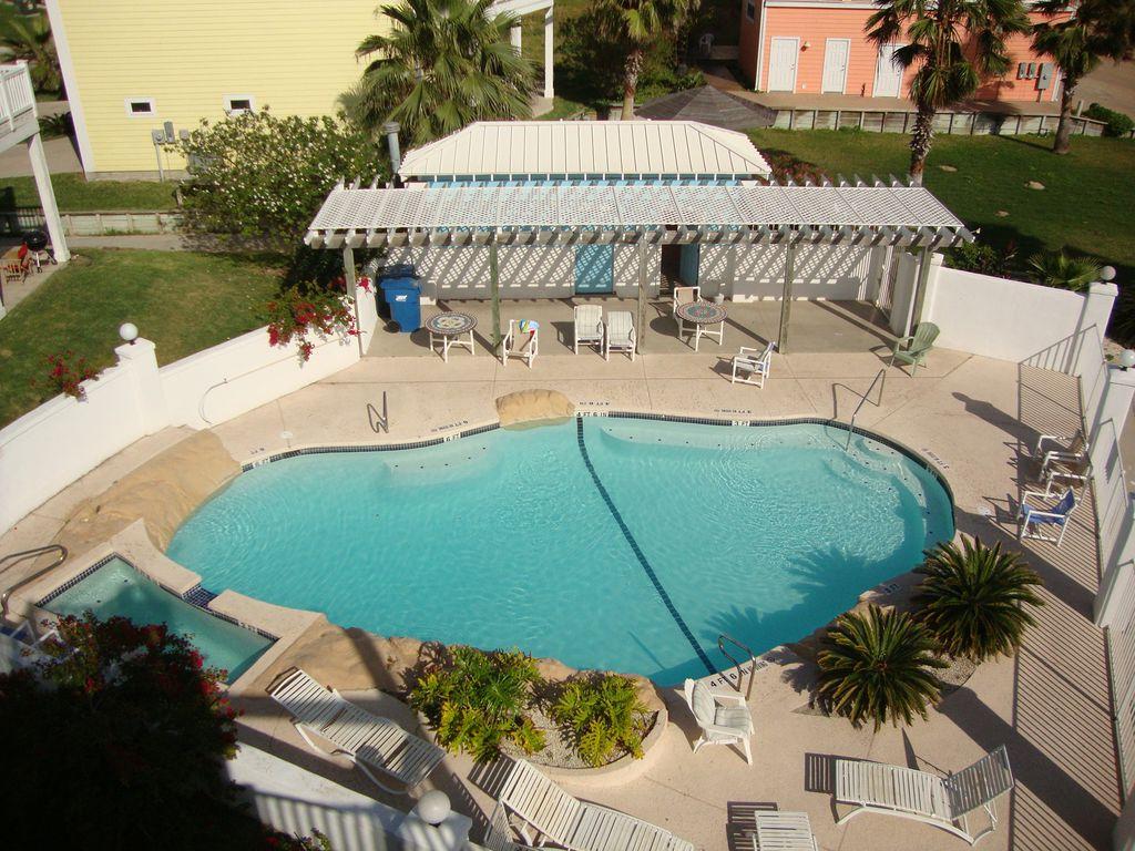 Neighborhood Pool and Hot Tub