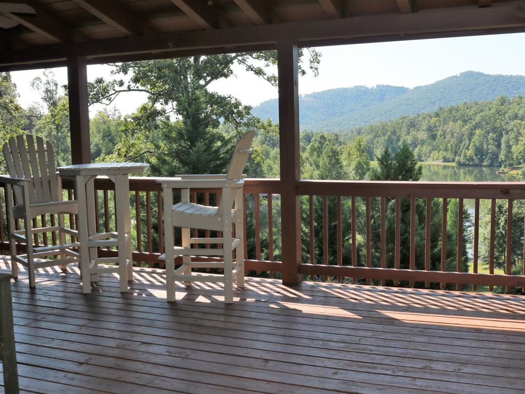 You may find yourself thinking, this is perfect when you are on the deck.