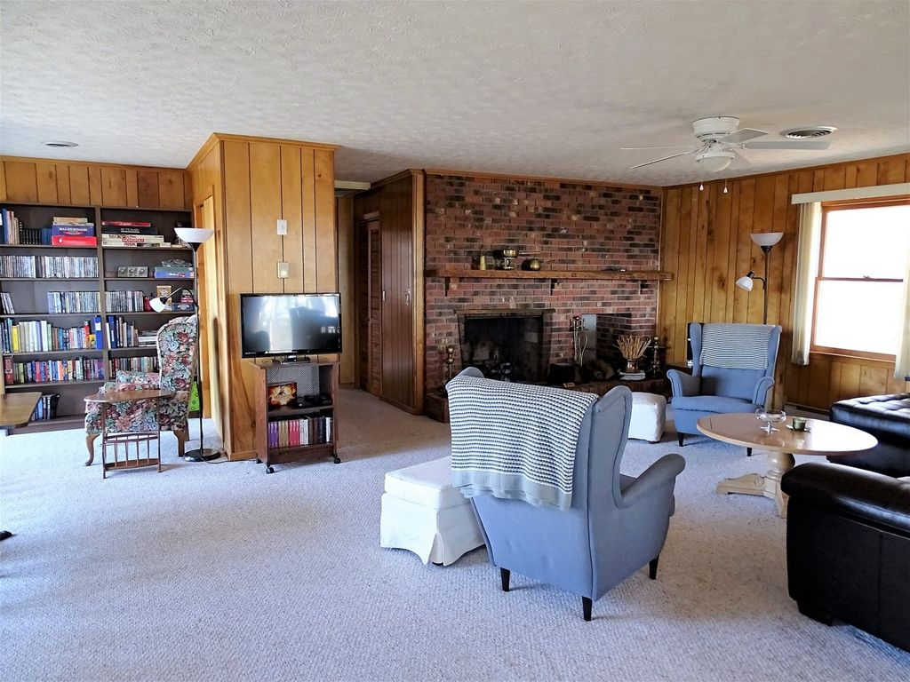View of living room area
