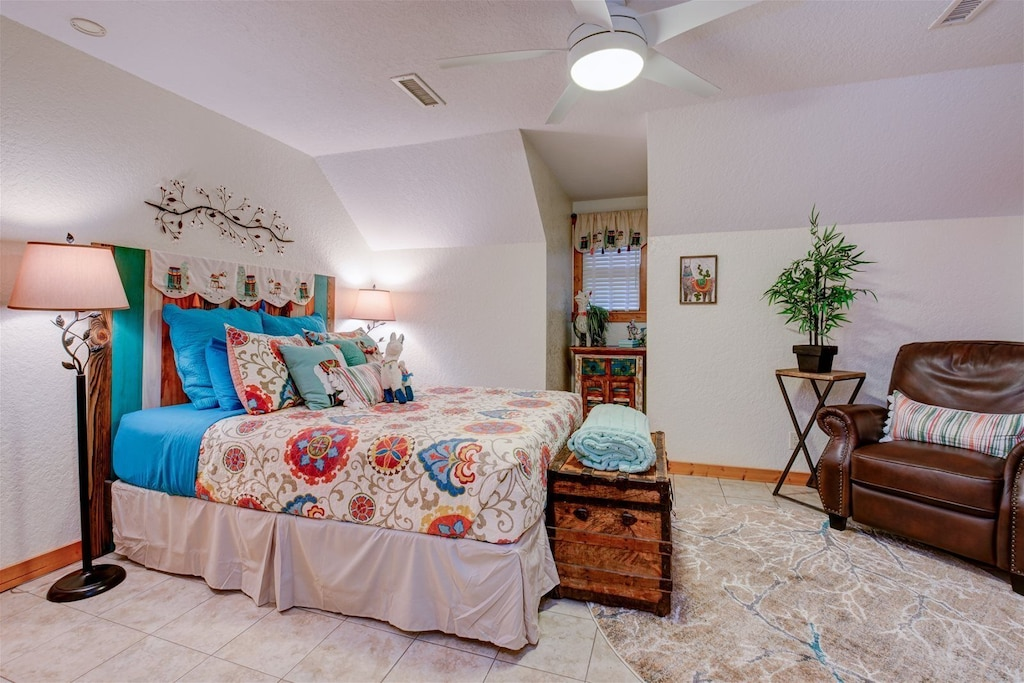 Upper level bedroom one