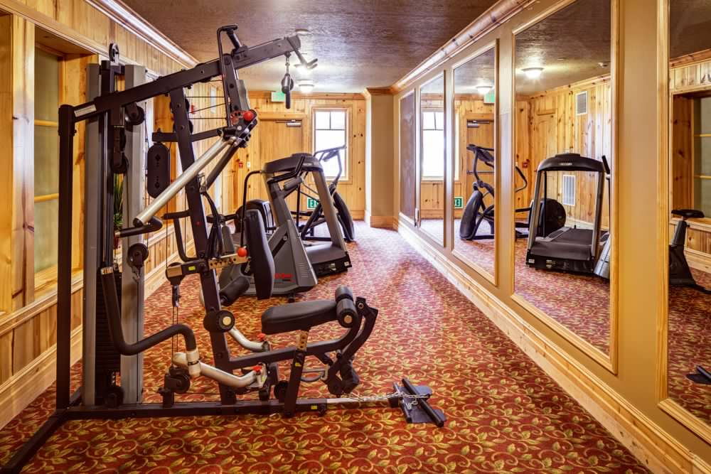 Building Workout Facility