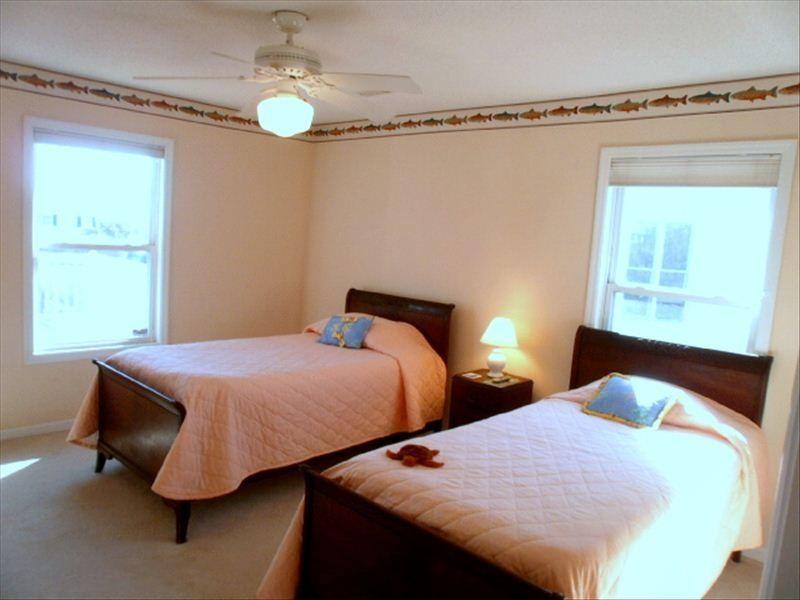 Guest Bedroom 2 with oceanviews