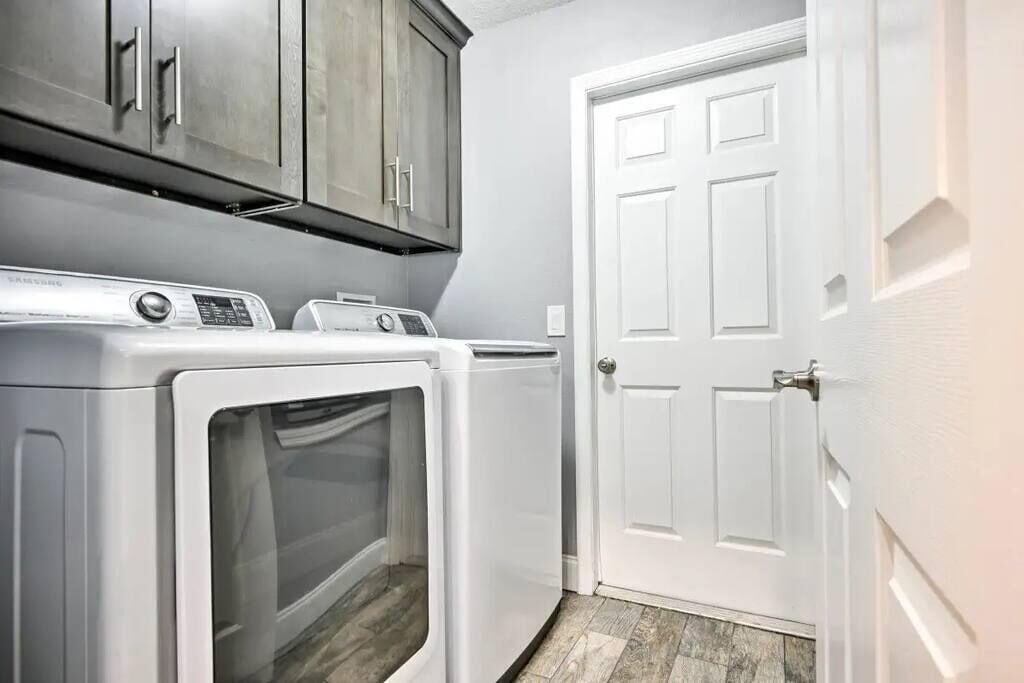 Washing Machine and Dryers