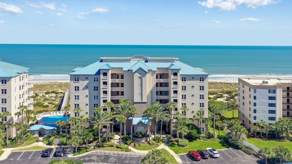 Ocean Place - right on the beach!