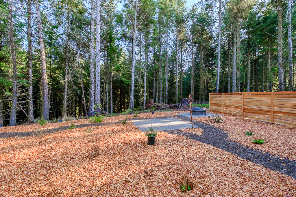 Enjoy some forest bathing. - Sauna is now in this space.