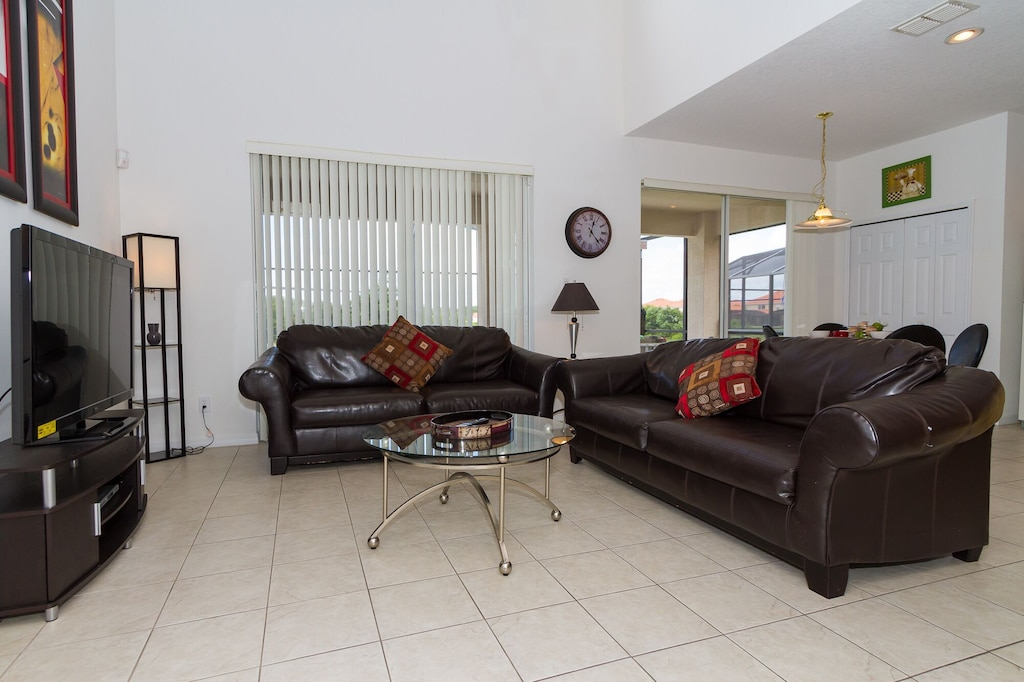Family room ( sofas are newly replaced)