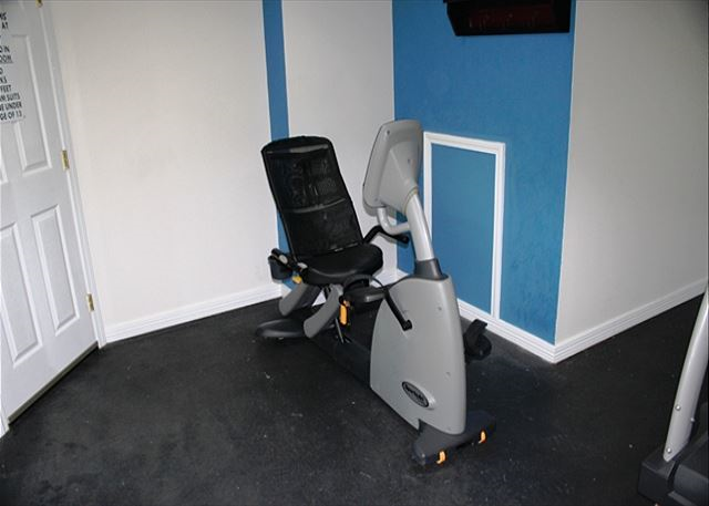 Work Out Room!