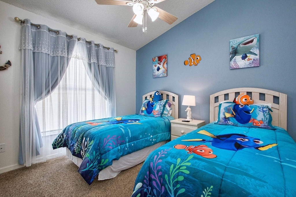 The Nemo and Dori Room!