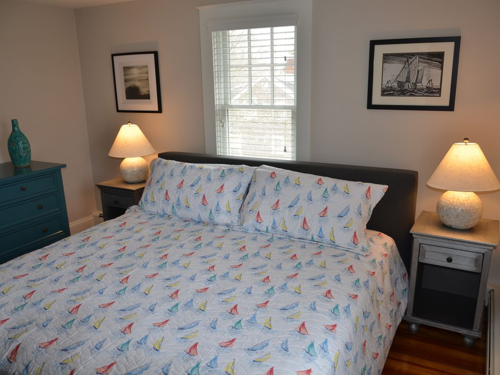 Two dressers and closet available in master bedroom as you settle in.