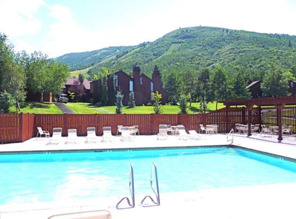 Pool w/ Heated Deck & Gorgeous Mountain Views
