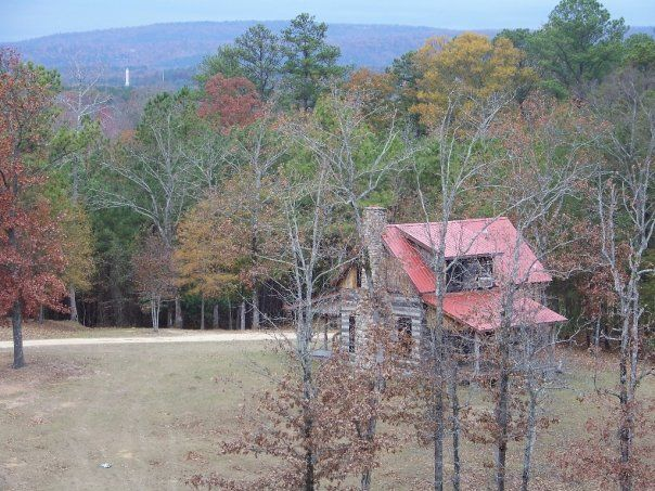 Smaller cabin on the property - soon available to rent for add'l fee