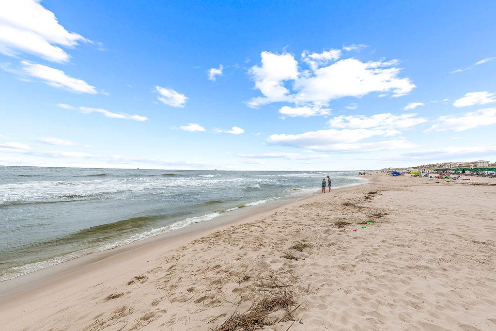 Beach Walking