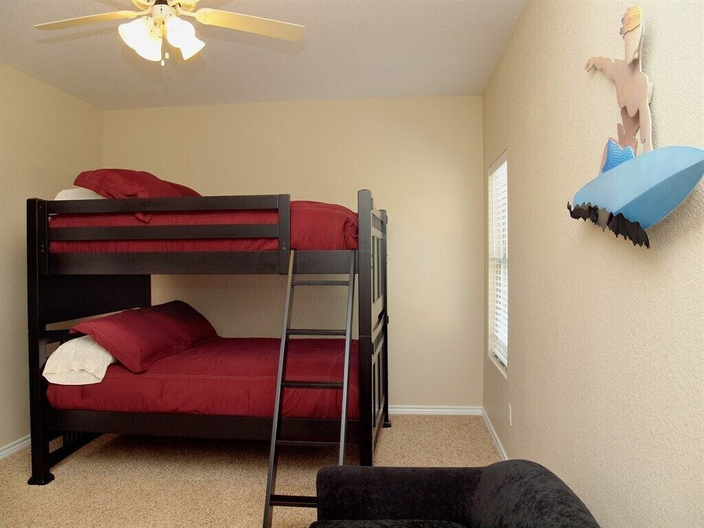 HH #A - Upstairs Double Bunk Beds #4