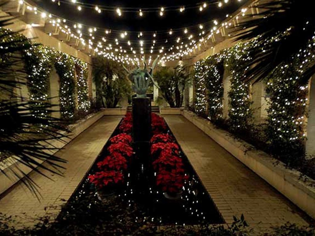 Brookgreen Gardens-Night of a Thousand Candles