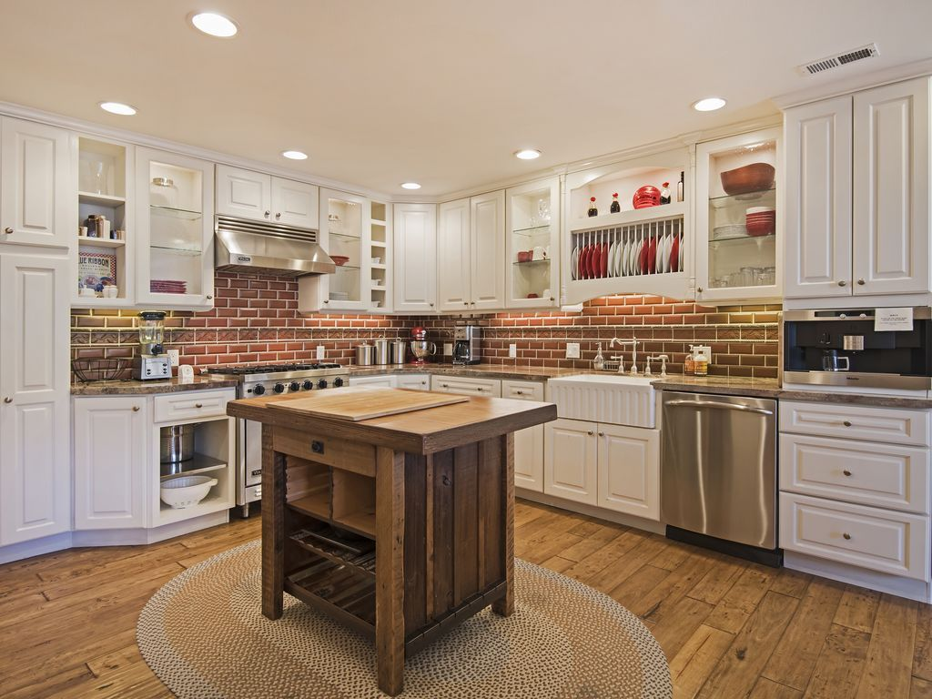 A kitchen designed with a chef in mind!