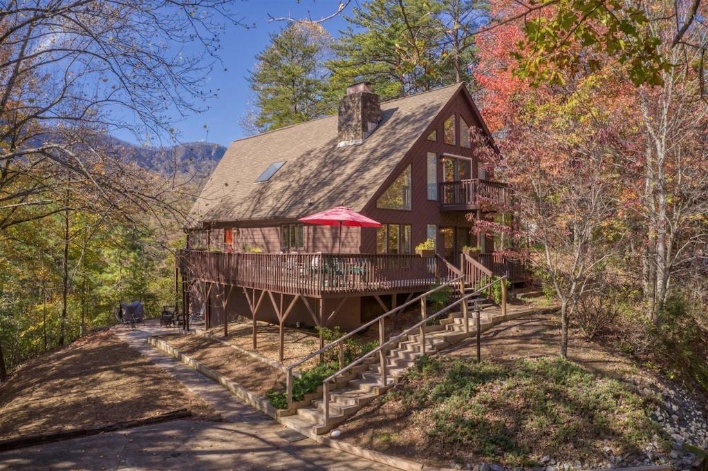 Welcome to beautiful Starlight Lodge