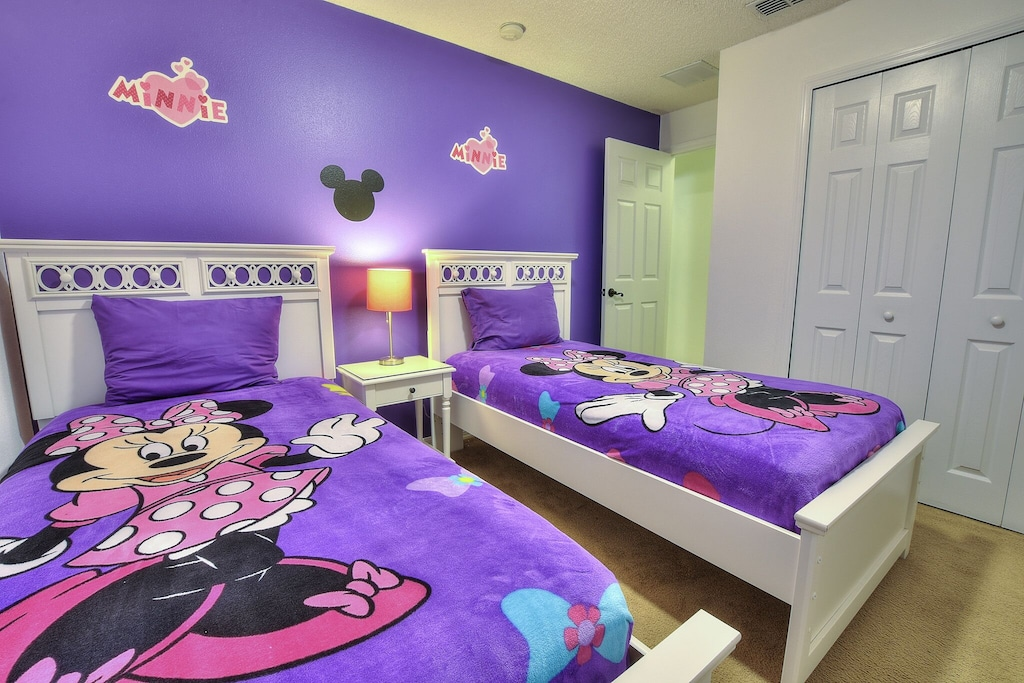 The Minnie Room!