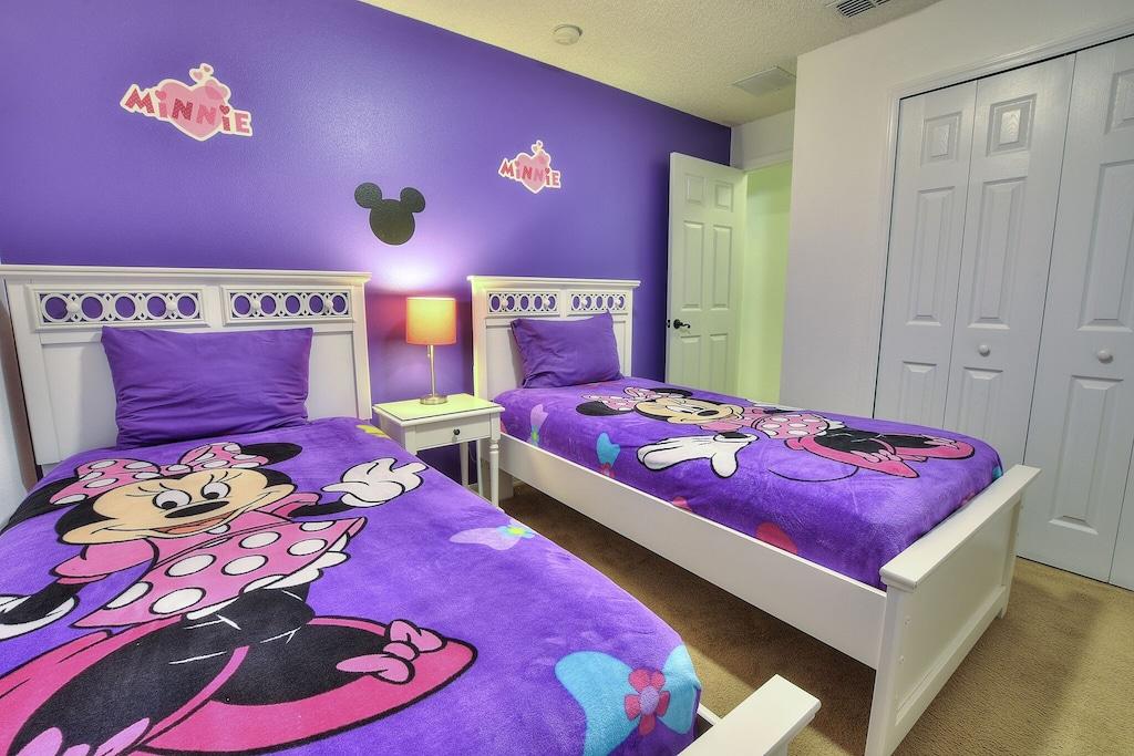 The Minnie Room!
