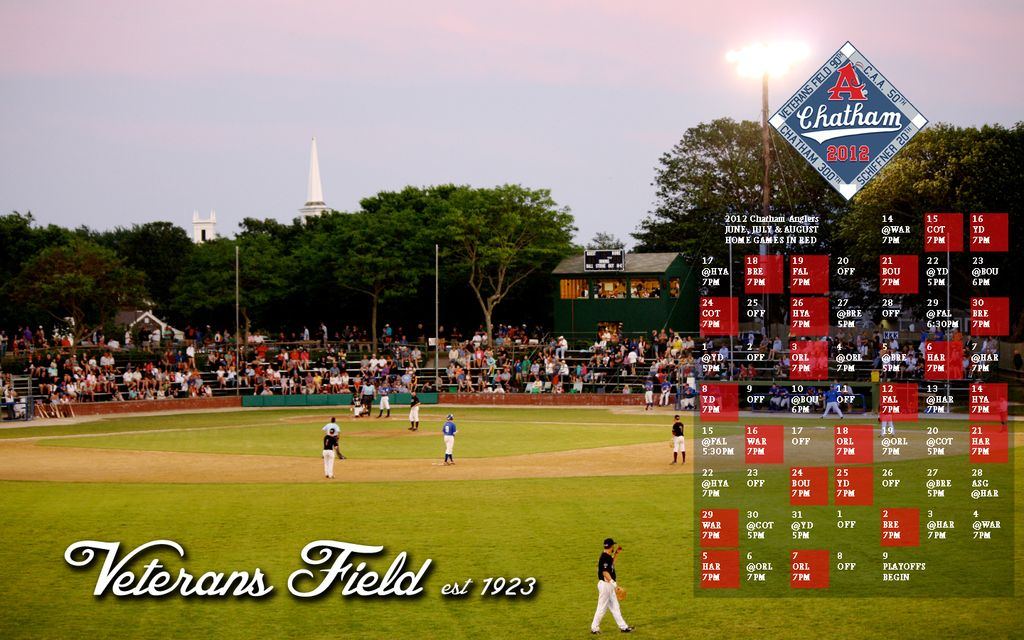 Veterans Field is around the corner to enjoy the Cape Cod Baseball League!