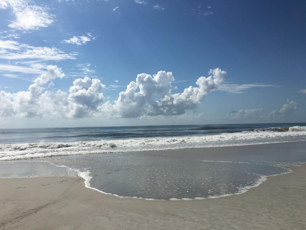 Beautiful Atlantic Ocean