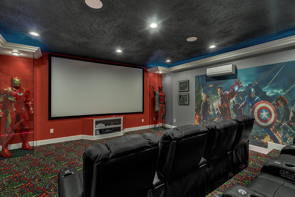 Incredible Movie Theater-Watch Movies And TV-Play Video Games